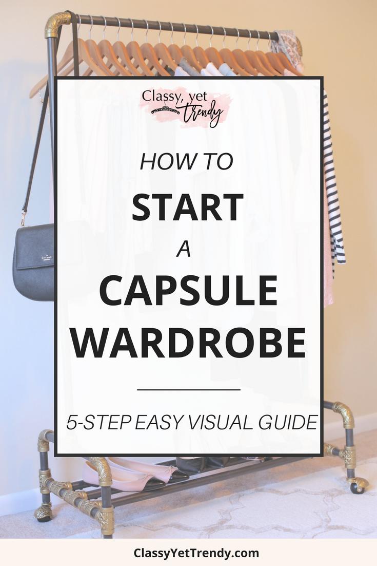 Top 5 Capsule Wardrobe Posts