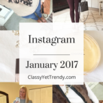 Instagram Outfits (Trendy Wednesday Link-up #108)
