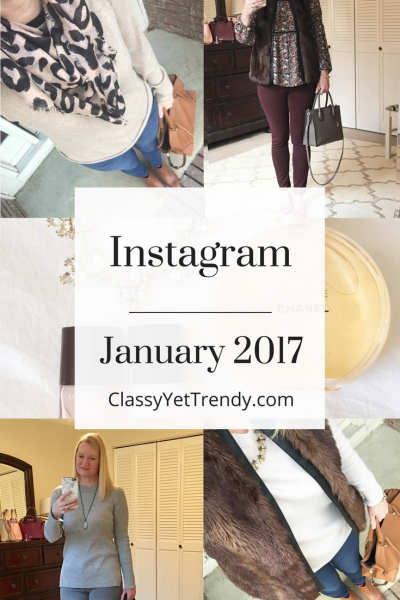 Instagram Outfits January 2017