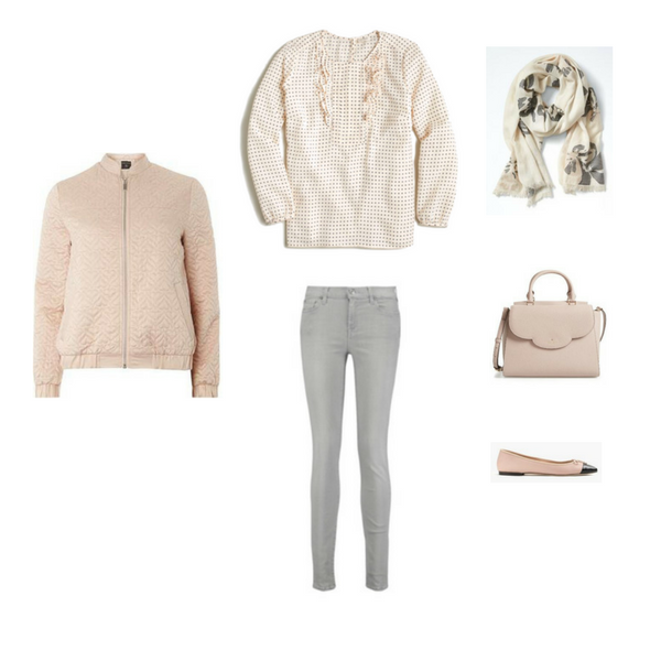 The French Minimalist Capsule Wardrobe: Spring 2017 Collection Outfit #38