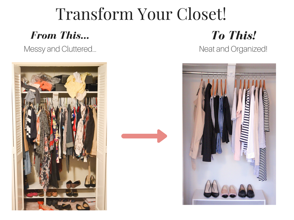 A Closet Full Of Clothes Nothing To Wear