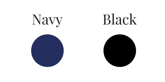 armoire à capsules - bleu foncé ou noir