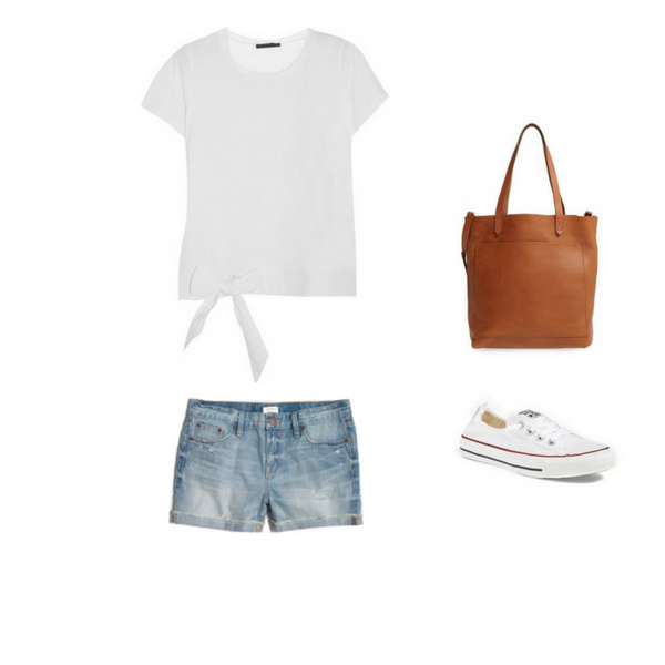 BEACH VACATION - OUTFIT 1