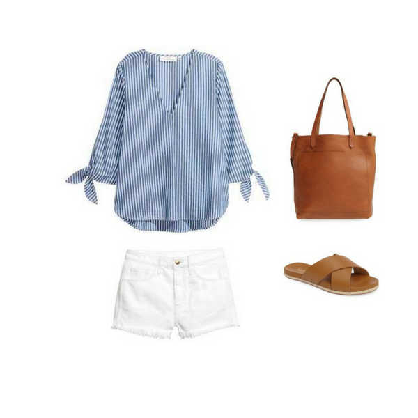 BEACH VACATION - OUTFIT 3