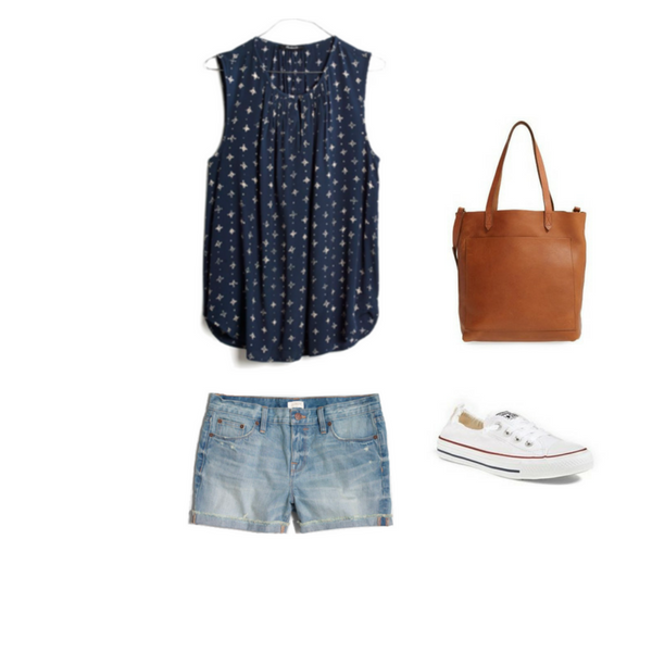 BEACH VACATION - OUTFIT 4