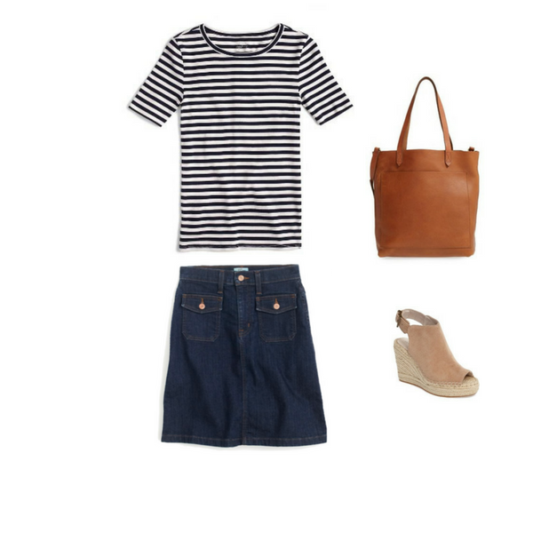 BEACH VACATION - OUTFIT 5