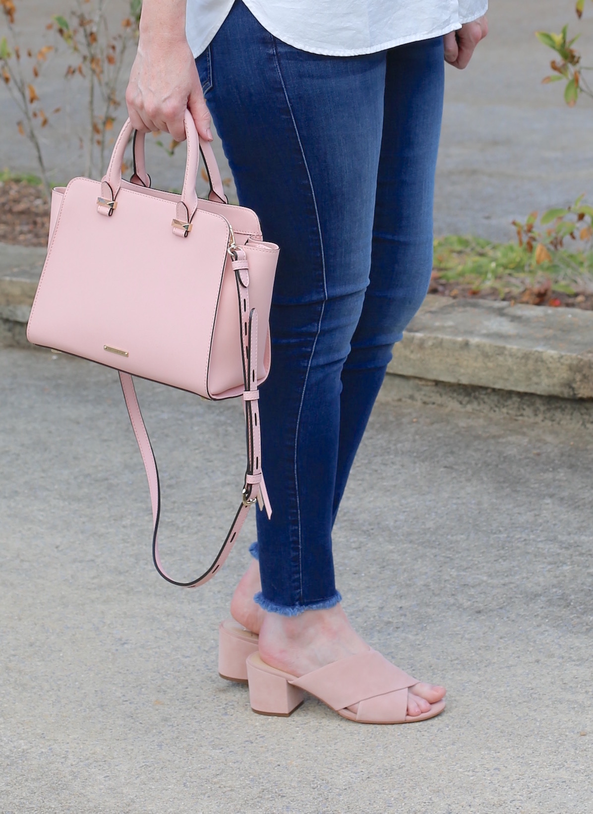 Blush and Pink