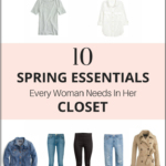 10 Spring Essentials Every Woman Needs In Her Closet