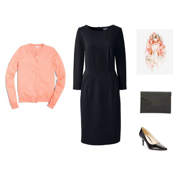 Workwear Capsule Wardrobe: Spring 2017 Outfit 97