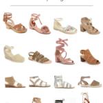 Fancy Spring Sandals