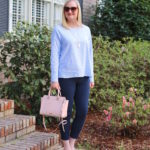 Pink and Blue (Trendy Wednesday Link-up #117)