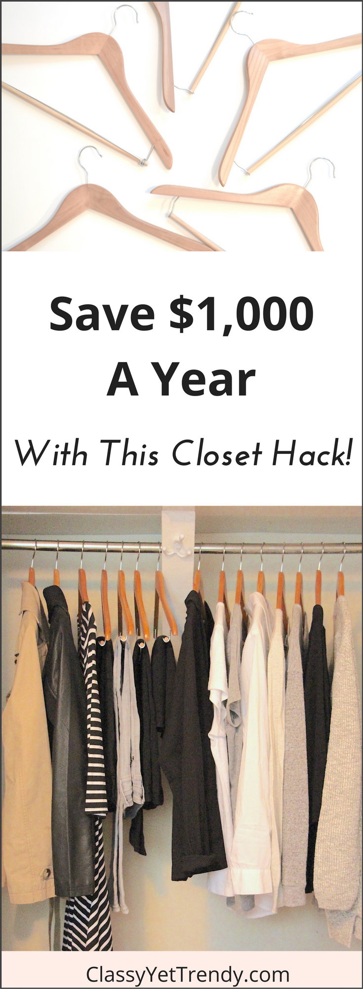 Save $1,000 a Year With This Closet Hack