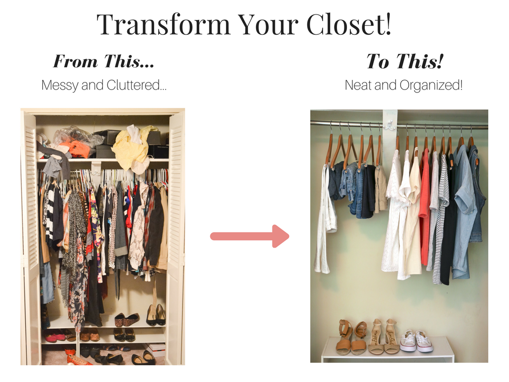 Transform Your Closet Essential Summer 2017