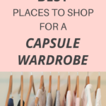 Best Places To Shop For A Capsule Wardrobe + New Jewelry (TW #121)