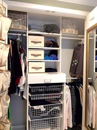 8 Capsule Wardrobe Closets