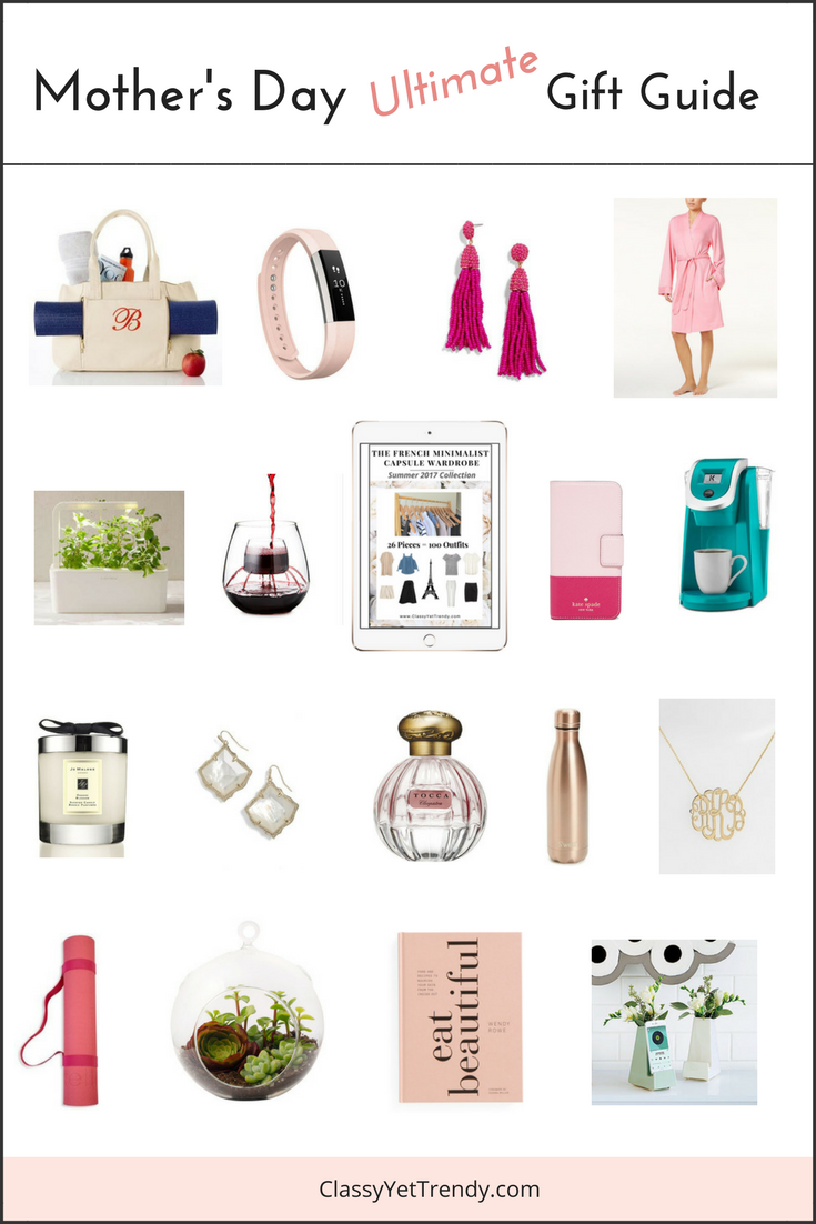 Mothers Day Ultimate Gift Guide