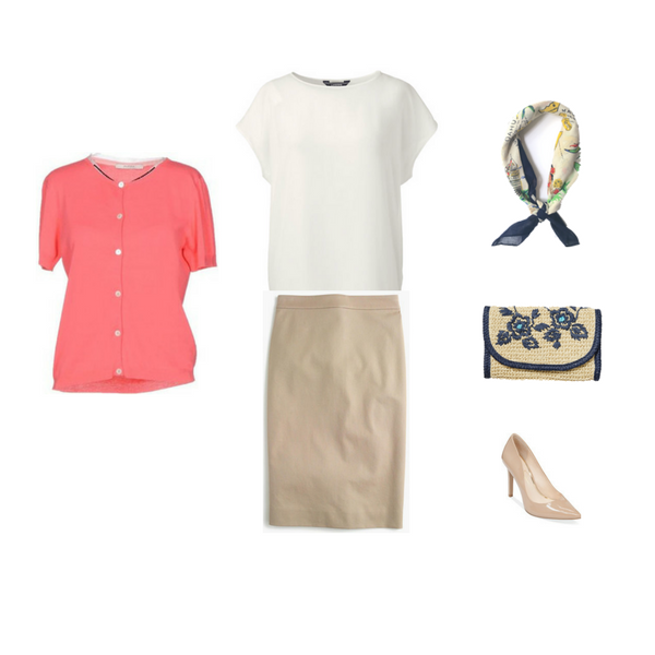 The Workwear Capsule Wardrobe Summer 2017: Outfit #67