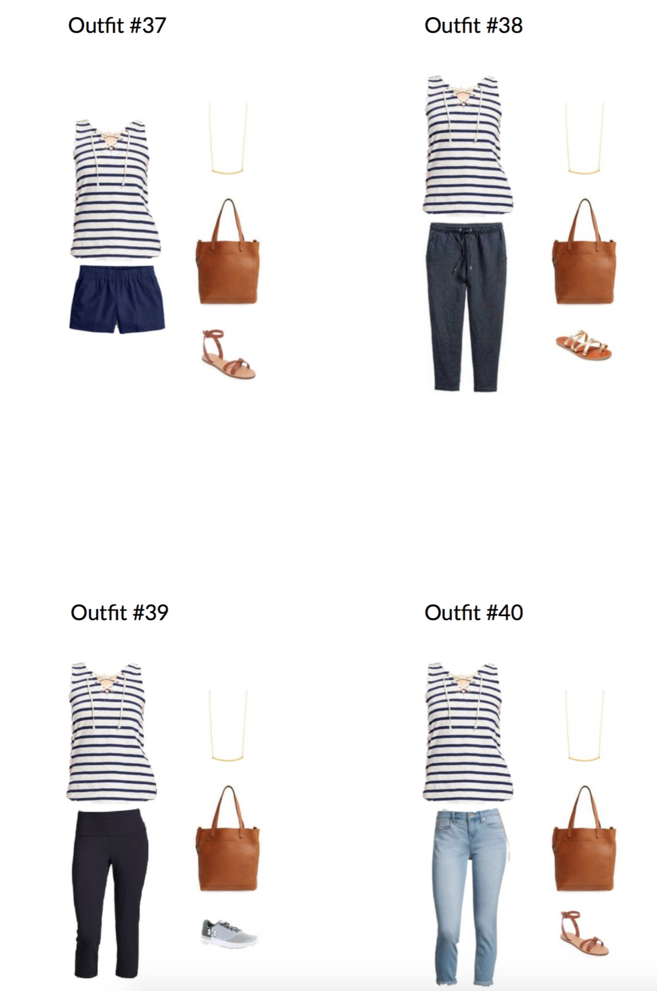 Page 2 - The Stay At Home Mom Capsule Wardrobe Summer 2017