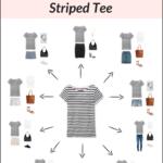10 Ways To Wear A Striped Tee