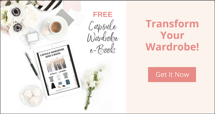 Mini Summer Capsule Wardrobe e-Book Banner-