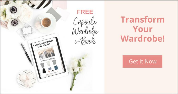 Mini Summer Capsule Wardrobe e-Book Banner-