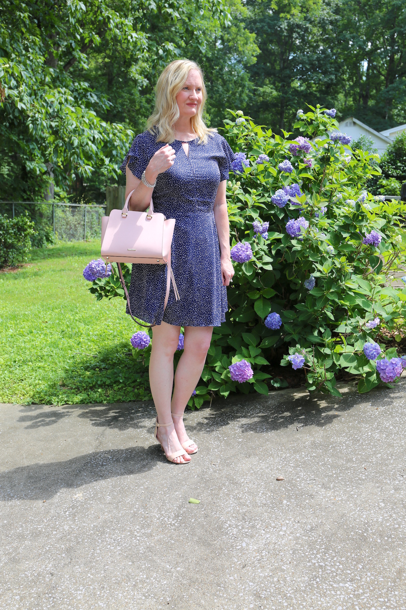 What I Wore To a Summer Wedding 3