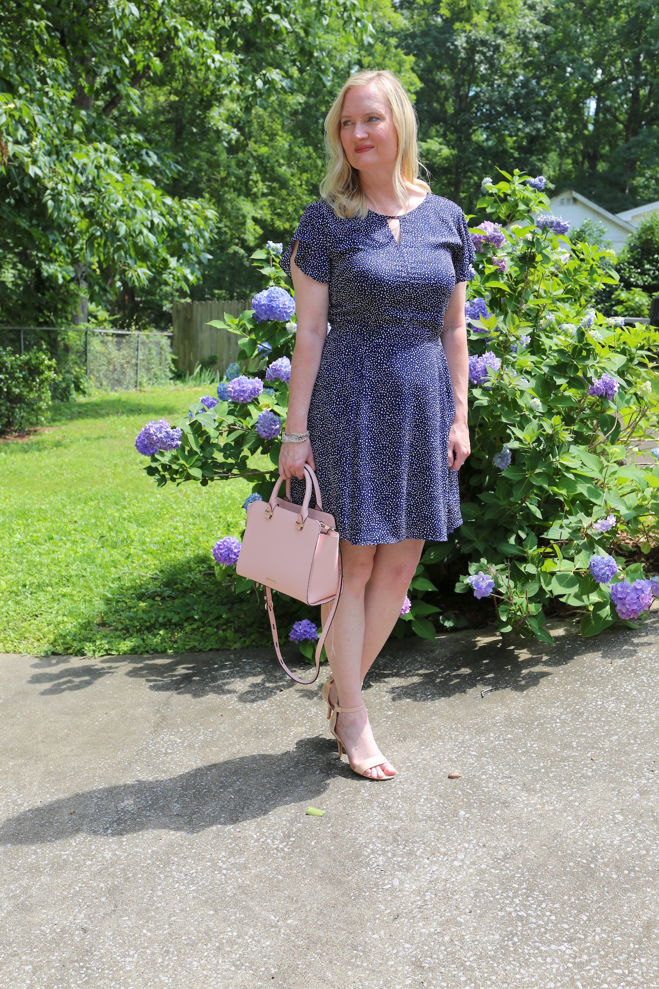 What I Wore To a Summer Wedding 2