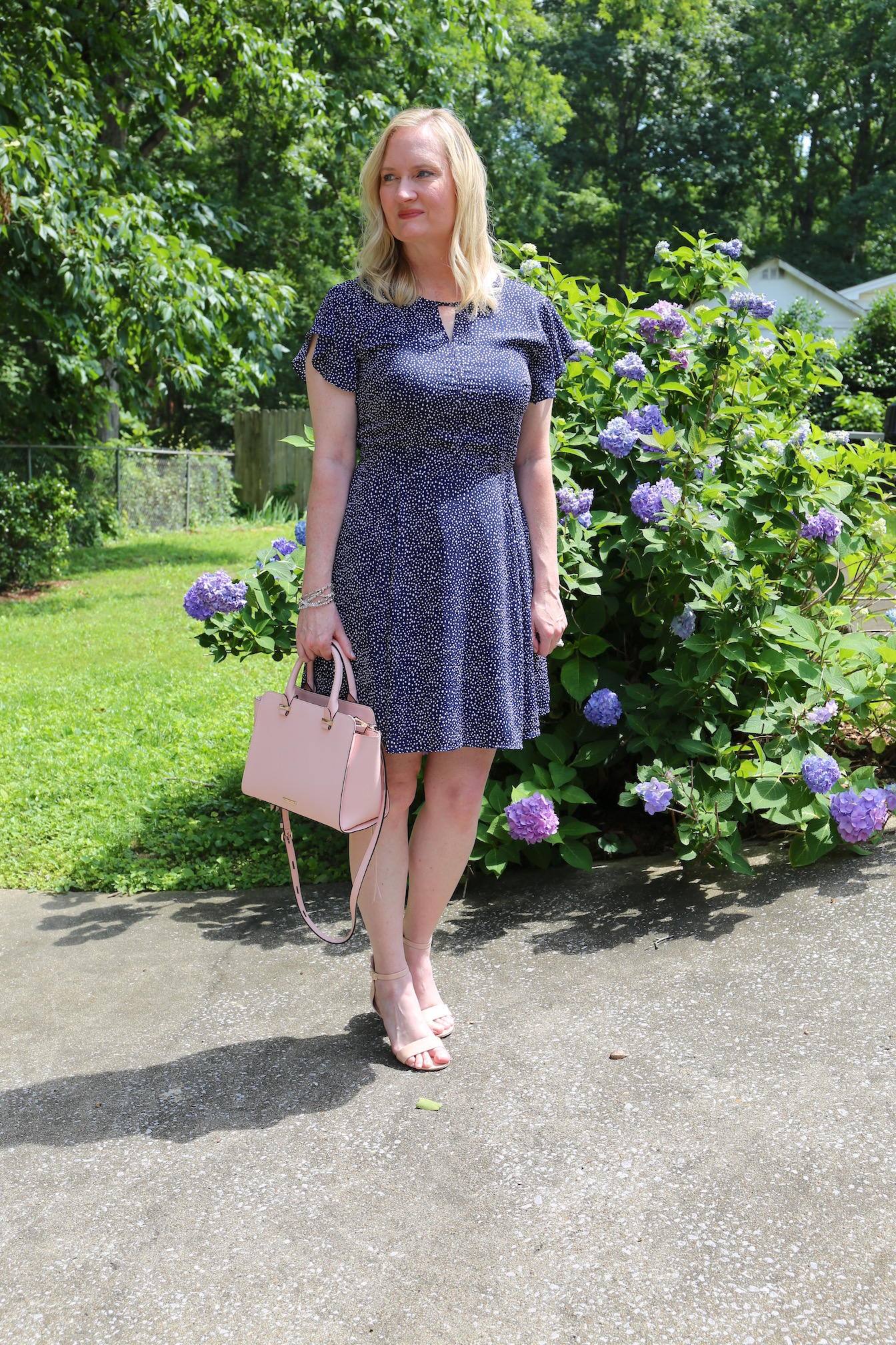 What I Wore To a Summer Wedding 4