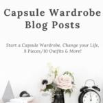 Top 5 Capsule Wardrobe Posts