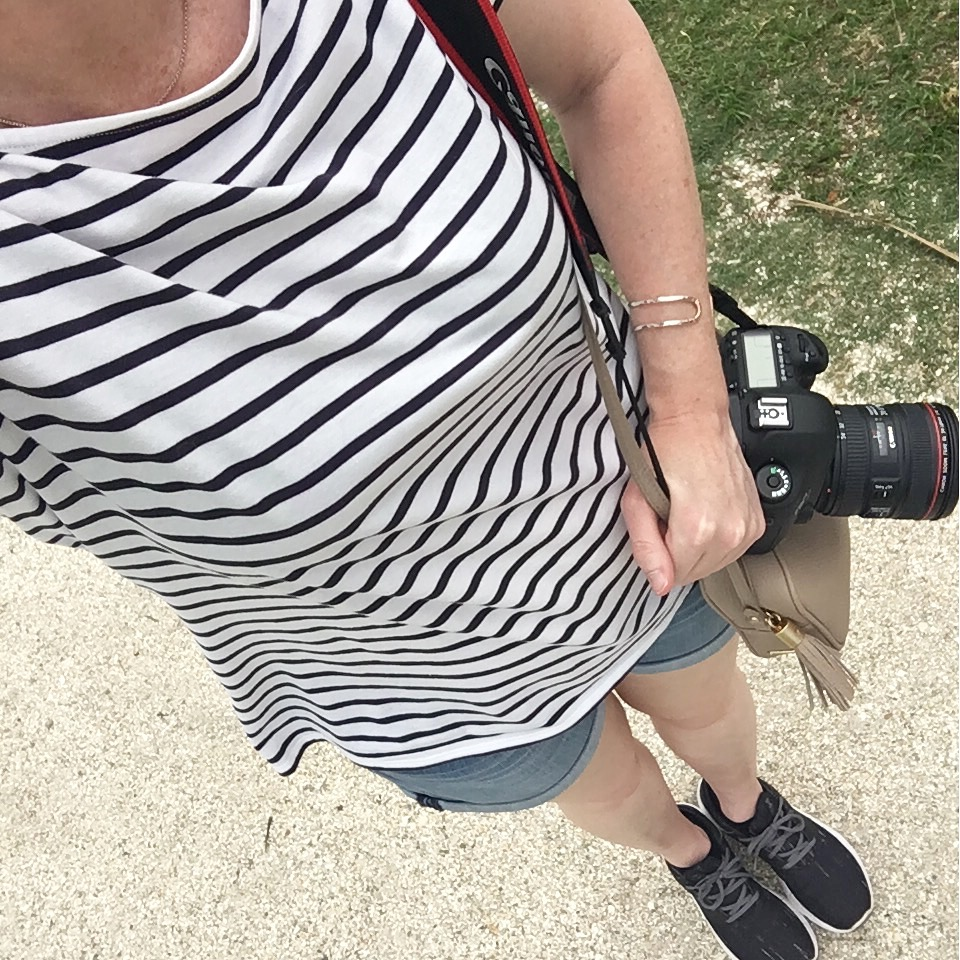 What I Wore - Summer Vacation Outfit 2