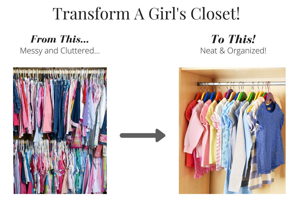 Girls Capsule Wardrobe Fall 2017 - Transform Your Closet