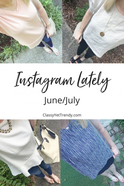 Instagram Lately (Trendy Wednesday Link-up #127)
