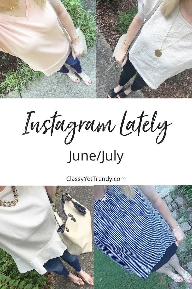 Instagram Lately - June-July 2017