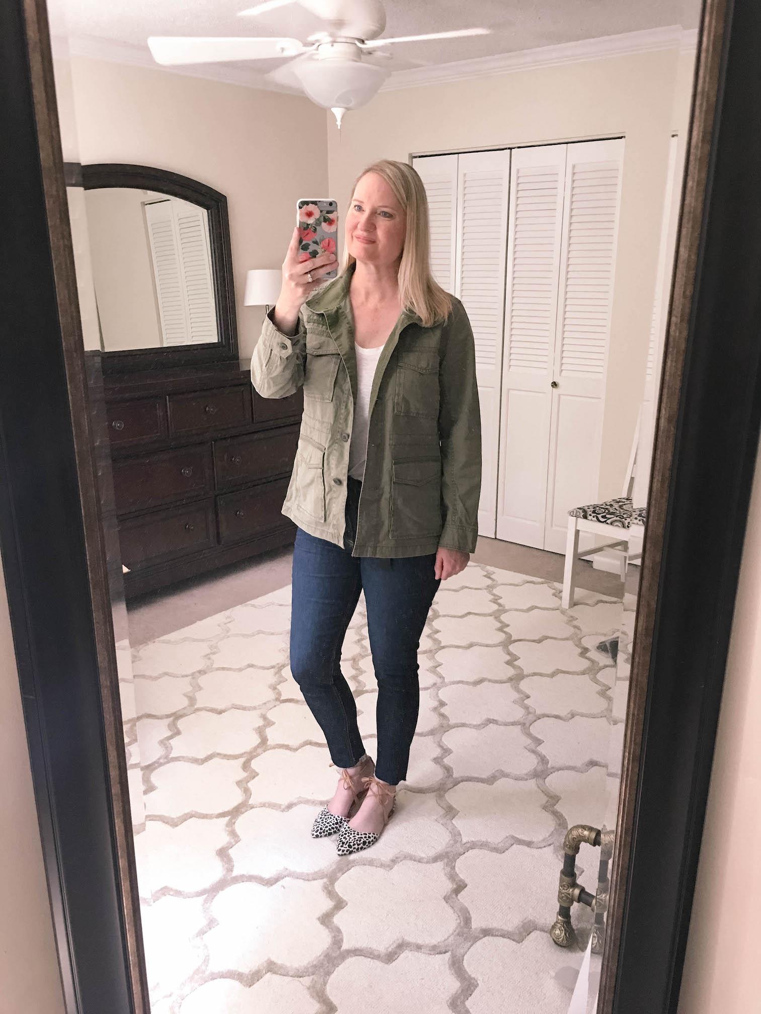 Nordstrom Anniversary Sale Dressing Room Diaries 12