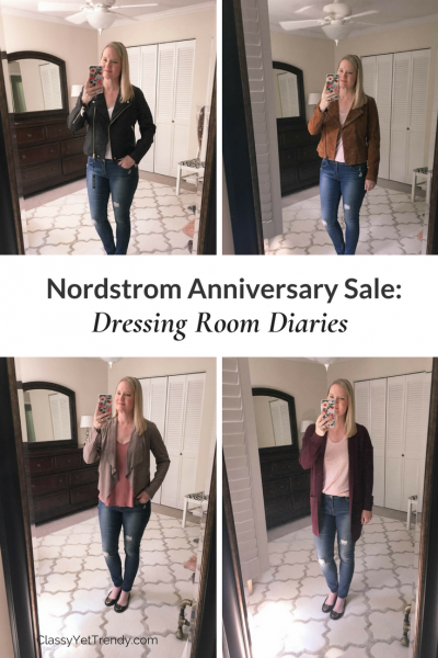 Nordstrom Anniversary Sale- Dressing Room Diaries
