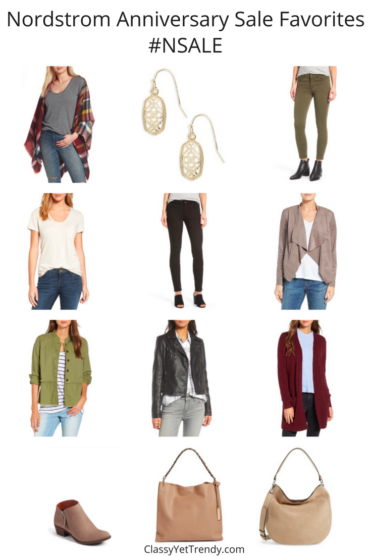 Nordstrom Anniversary Sale Favorites #NSALE