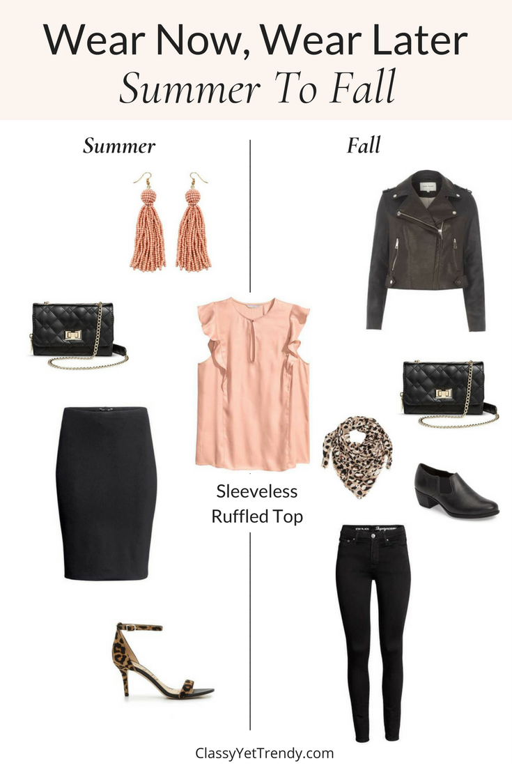 Wear Now, Wear Later- Summer To Fall