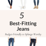 5 Best-Fitting Jeans (Trendy Wednesday #131)