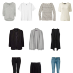 The 10 Item Wardrobe (Makes 48 Outfits) TW# 132