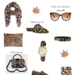 Leopard: The Perfect Fall Pattern