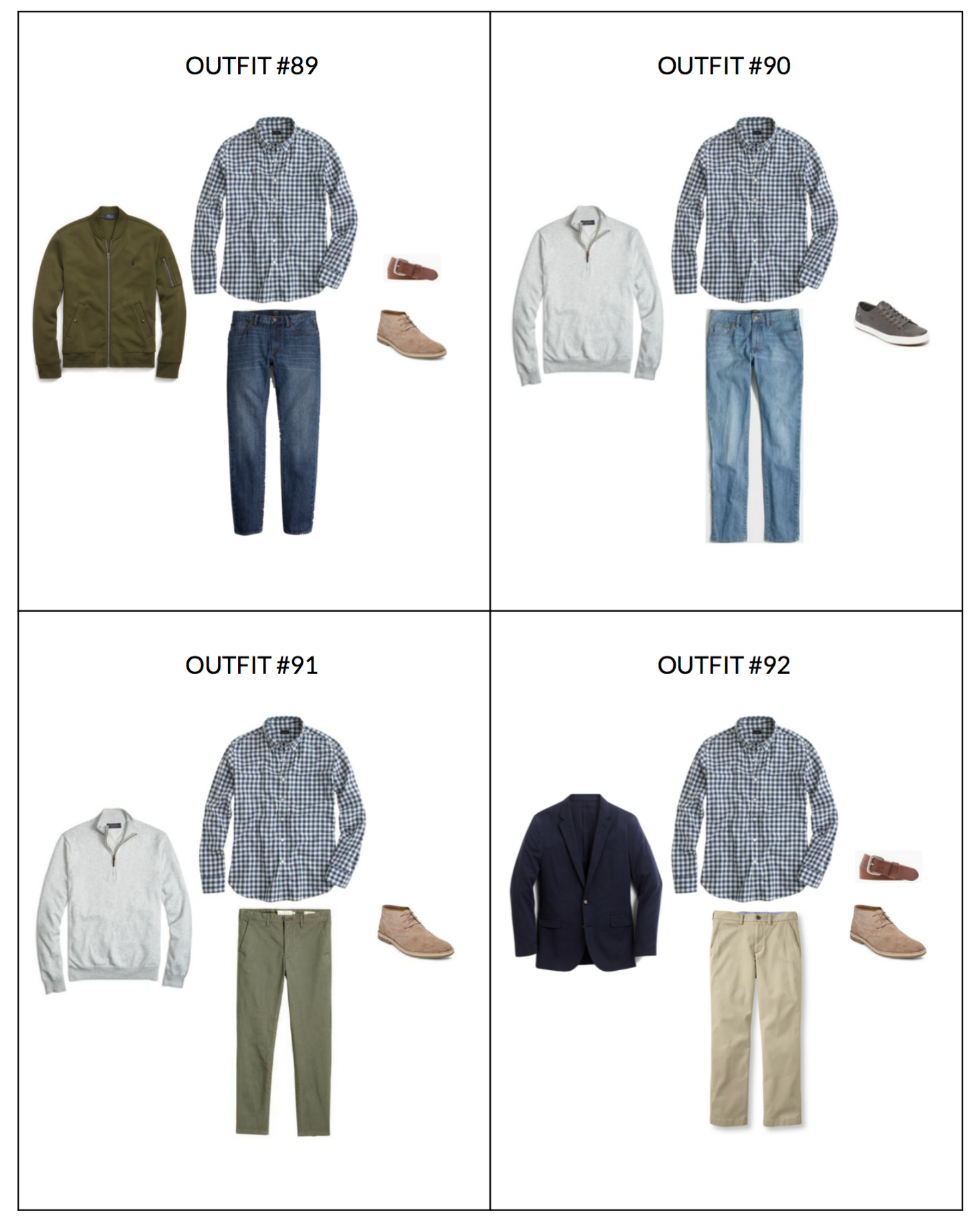 the men s capsule wardrobe fall 2017 collection classy yet trendy
