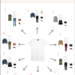 10 Ways To Wear a White Tee (Fall Edition)