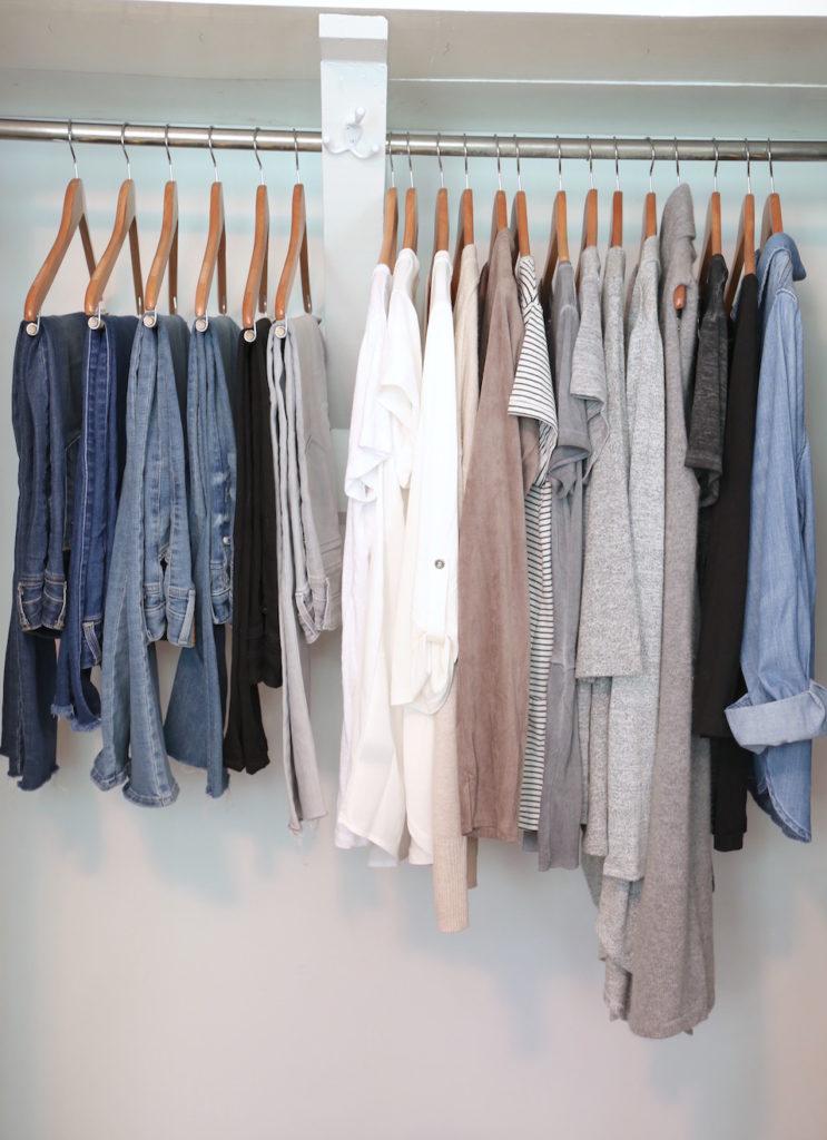 Fall 2017 Capsule Wardrobe - Step 2