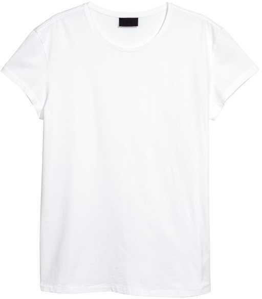 TOP - WHITE TEE