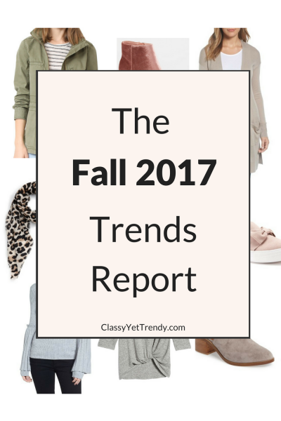 Fall 2017 Trends Report