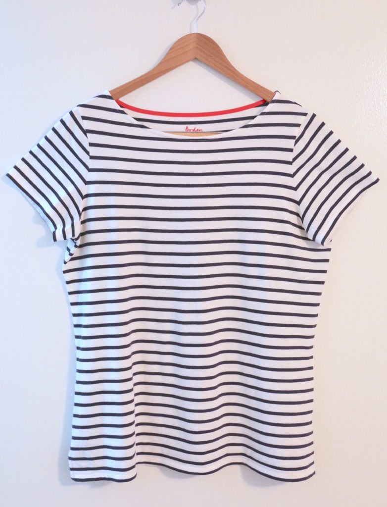 10x10-Fall-2017-Challenge Striped Tee