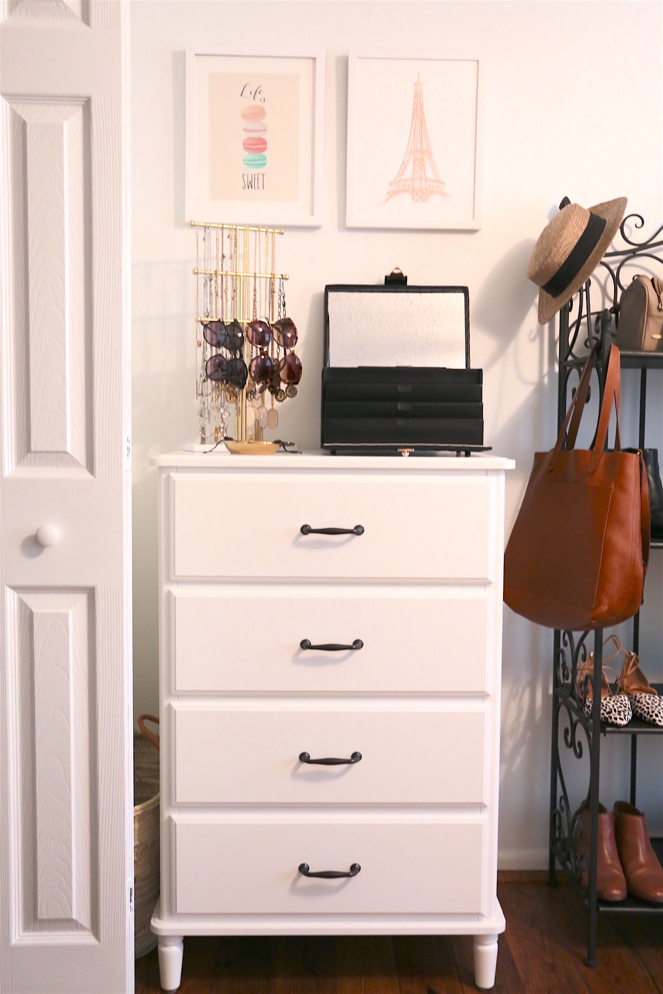 My Closet Room Tour