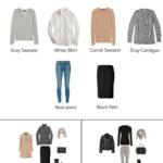 10 Winter Wardrobe Essentials + Outfit Ideas