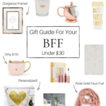 Gift Guide: For Your BFF Under $30