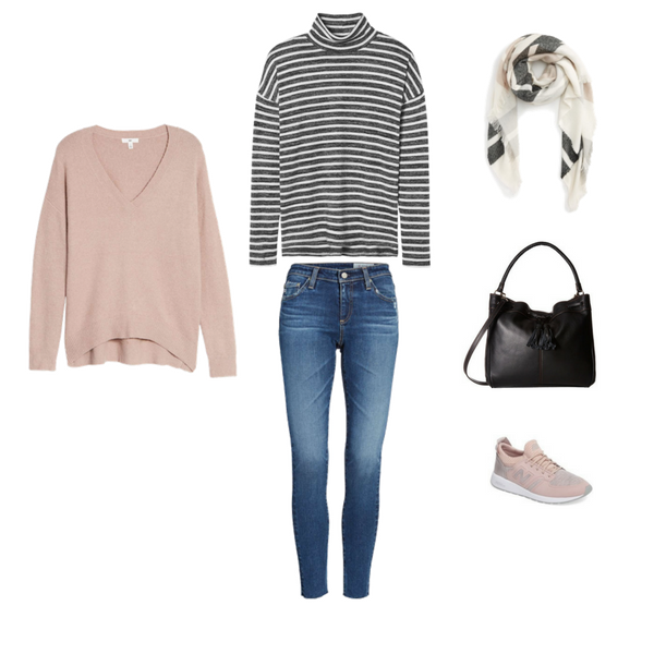 Stay At Home Mom Capsule Wardrobe Winter 2018 - Outfit 56